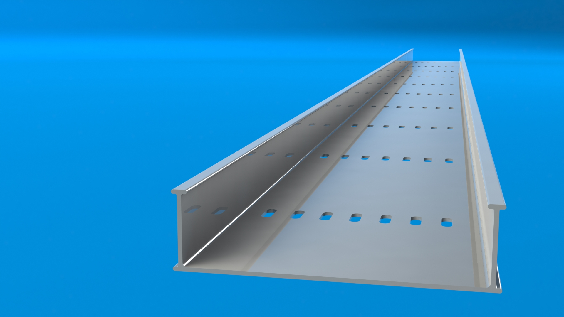 grp cable trays